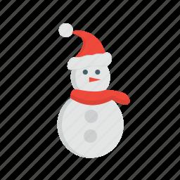 christmas, hat, snow, snowman, winner, winter icon