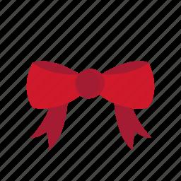 celebration, christmas, christmas ribbon, decora icon