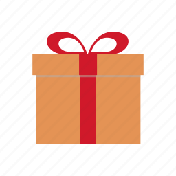 birthday, card, christmas, donation, gift, present icon