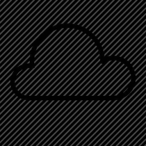 christmas, cloud, holiday, rain, weather, winter icon