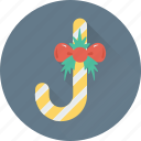 candy cane, candy stick, christmas, peppermint candy, sweet icon