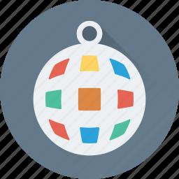 disco, disco ball, lighting, lights, party icon