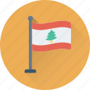 christmas, decorations, emblem, flag, location icon