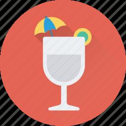 champagne, cocktail, drink, margarita, wine glass icon