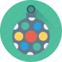 decoration, bauble ball, xmas, christmas, bauble icon