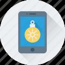 app, bauble, christmas app, mobile, smartphone