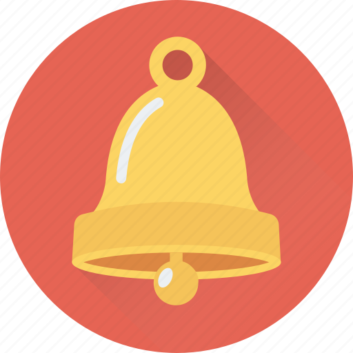 alert, bell, christmas bell, church, ring icon