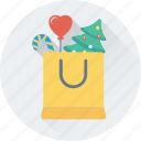 commerce, shopping bag, buy, shopping, purchase icon