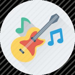concert, fiddle, guitar, music, violin icon