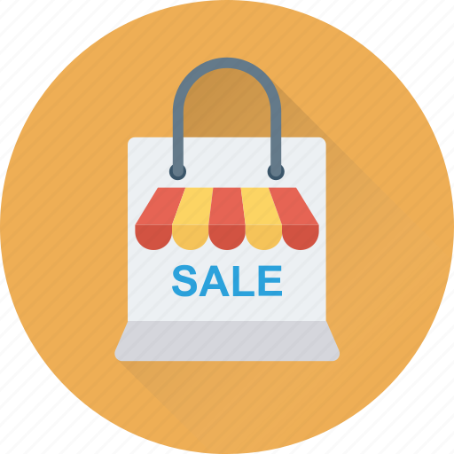 buy, purchase, sale, shopping, shopping bag icon