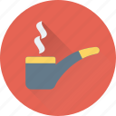 barware, cigar, smoking, smoking pipe, tobacco icon