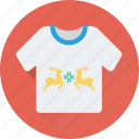 clothing, fashion, shirt, t shirt, tee icon