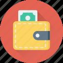billfold wallet, card holder, card wallet, purse, wallet