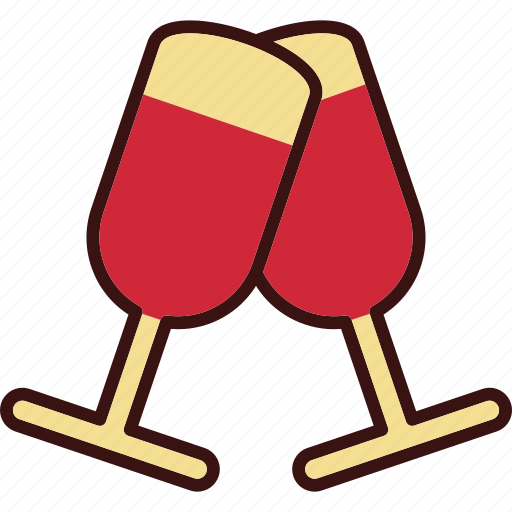Alcohol, bar, champagne, glass, liquor, tasting icon - Download on Iconfinder