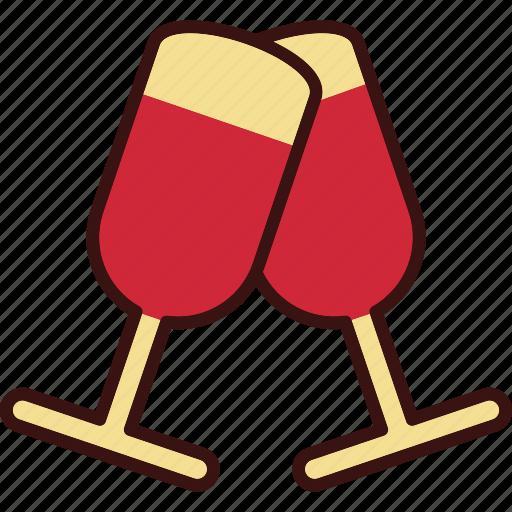 alcohol, bar, champagne, glass, liquor, tasting icon