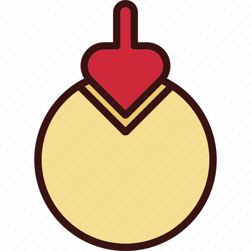 Ball, christmas, decoration, xmas icon - Download on Iconfinder