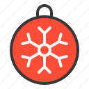 ball, bauble, christmas, christmas ball, xmas icon