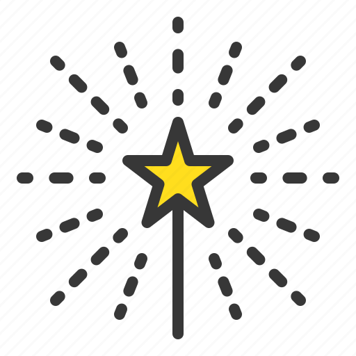 celebration, christmas, firework, star, xmas icon