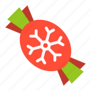 candy, christmas, merry, sweets, toffee, xmas icon