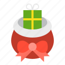 christmas, gift, gift box, merry, present, xmas icon