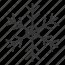 christmas, cold, snow, snowflake, xmas icon