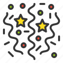 celebration, christmas, new year, party, xmas icon