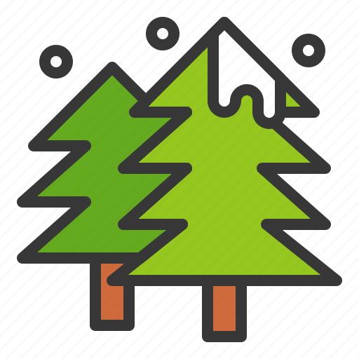 Christmas, pine, tree, winter, xmas icon - Download on Iconfinder