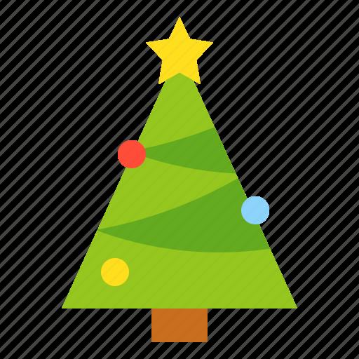 Christmas, christmas tree, merry, pine, tree, xmas icon - Download on Iconfinder