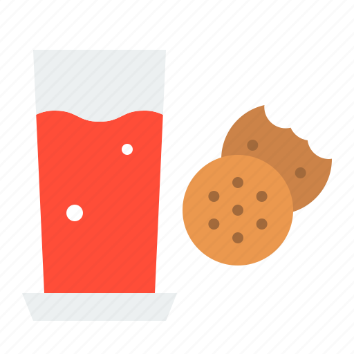 appetizer, christmas, cracker, merry, snack icon