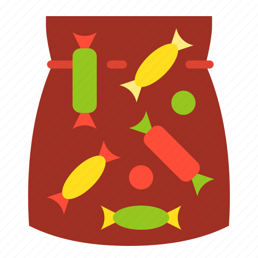 candy, christmas, merry, sweets, toffee icon