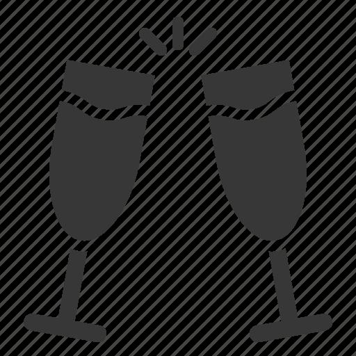 beverage, celebration, champaign, christmas, drinks, xmas icon