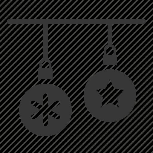 bauble, christmas, christmas ball, decoration, xmas icon