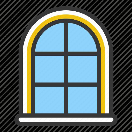 christmas, decoration, window, xmas icon