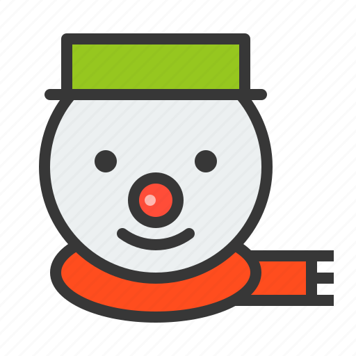 Avatar, christmas, snow, snowman, xmas icon - Download on Iconfinder