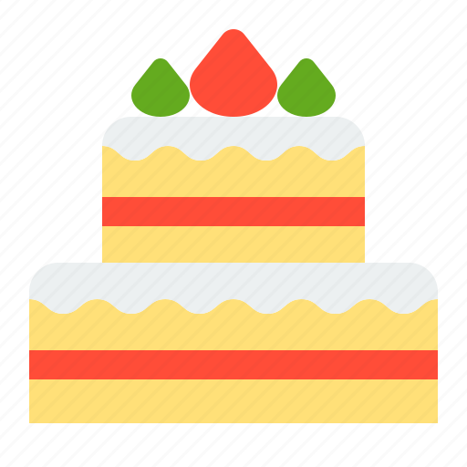 cake, christmas, dessert, merry, sweets, xmas icon