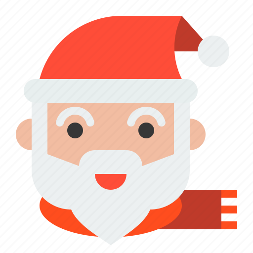 avatar, christmas, merry, santa, santa claus, xmas icon