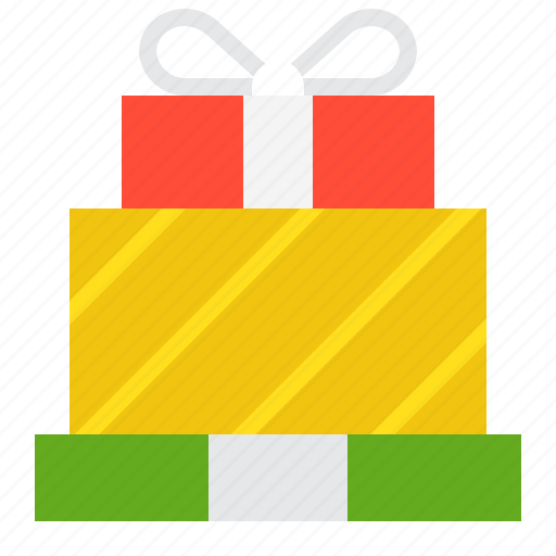 Christmas, gift, gift box, merry, present, xmas icon - Download on Iconfinder