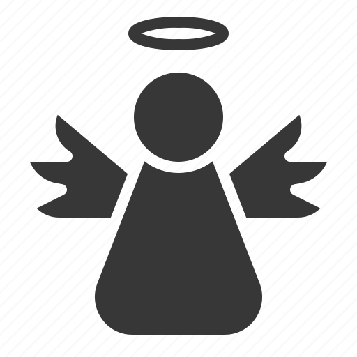 angel, christmas, merry, wings, xmas icon