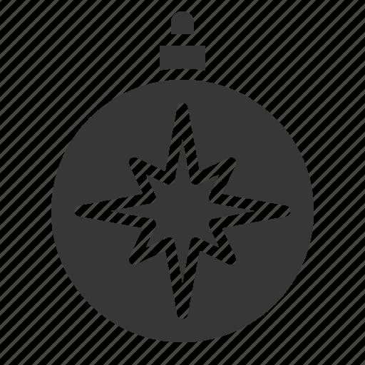 ball, bauble, christmas, christmas ball, merry, xmas icon