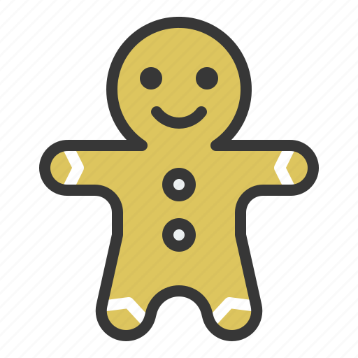 bakery, christmas, gingerbread, sweets, xmas icon