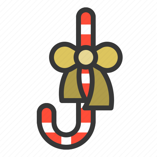 candy, candy cane, christmas, sweets, xmas icon