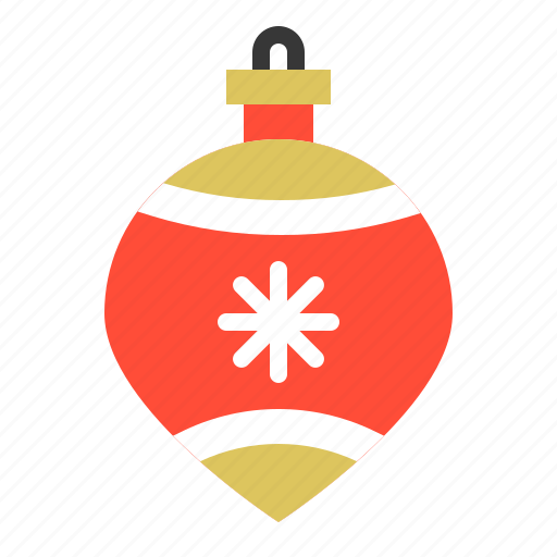 bauble, christmas, merry, ornament, xmas icon