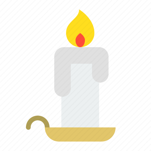 Candle, christmas, illumination, light, merry icon - Download on Iconfinder