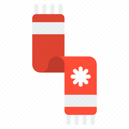 Christmas, fashion, merry, scarf, winter, xmas icon - Download on Iconfinder