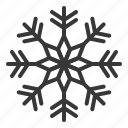christmas, merry, snow, snowflake, winter, xmas icon