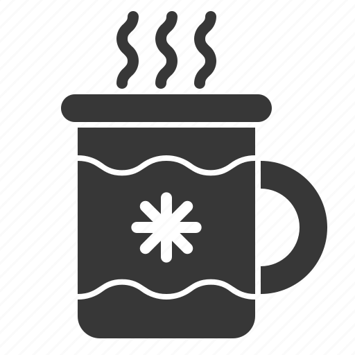 beverage, christmas, drinks, hot drinks, mug, xmas icon