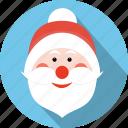 christmas, claus, saint nicholas, santa, santa claus, x-mas, xmas icon