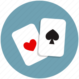 activity, cards, deck, divination, fun, gambling, games, poker icon
