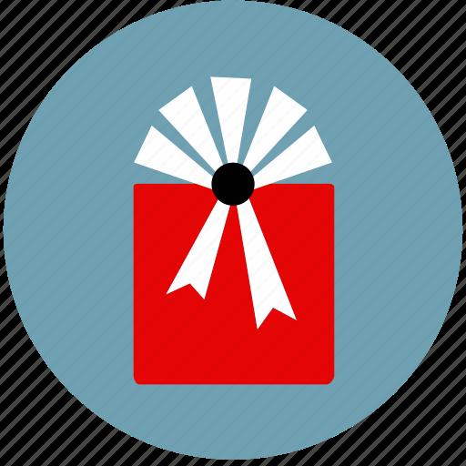 birthday, bonus, charity, christmas, gift, giveaway, present icon