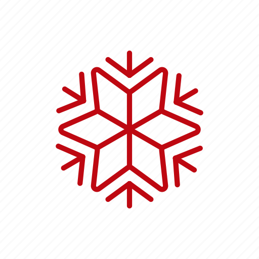 Christmas, snowflake, cloud, decoration, snow, weather, xmas icon - Download on Iconfinder